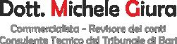 dott. Michele Giura – Commercialista – revisore legale dei conti, consulente societario, tributario e aziendale | Bari, Roma, Bologna e Milano